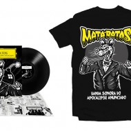 Maestro do Apocalipse Tshirt + LP
